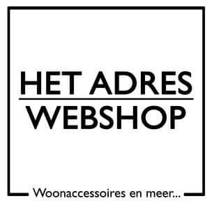 Het adreswebshop